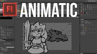 Download Creating an Animatic in Flash Video