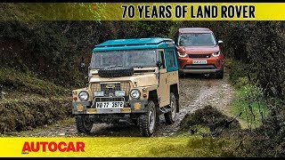 Download 70 Years of Land Rover | Feature | Autocar India Video