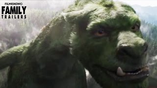 Download Do you believe in Magic? PETE'S DRAGON New Clip 'Elliot Takes Pete for a Ride' Video