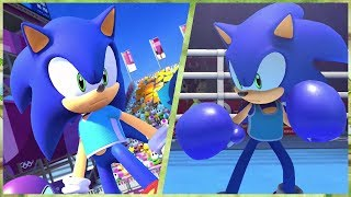 Download All 24 Events (Sonic gameplay) | Mario & Sonic at the Olympic Games Tokyo 2020 (Switch) Video