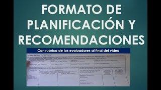Download Soy Docente: MOMENTO 1: FORMATO DE PLANIFICACIÓN (CON SORPRESA AL FINAL DEL VÍDEO) Video
