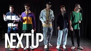 Download PRETTYMUCH Performs 'Would You Mind' Acapella Video
