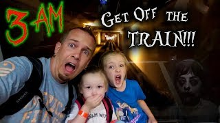 Download Do Not Stay on the Subway Train Alone at 3AM!!! Mom Gets Taken! (Ghost) Friday the 13th! Video
