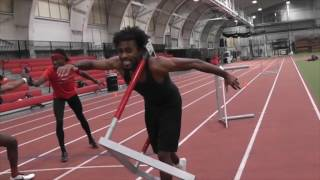 Download Ohio State track-and-field team mannequin challenge Video