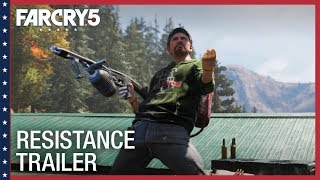 Download Far Cry 5: The Resistance | Trailer | Ubisoft [US] Video