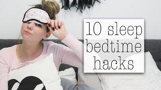 Download 10 Bedtime Sleep Hacks Video
