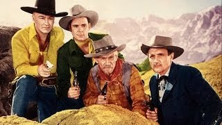 Download WIDE OPEN TOWN - William Boyd, Russell Hayden - full Western Movie [English] Video