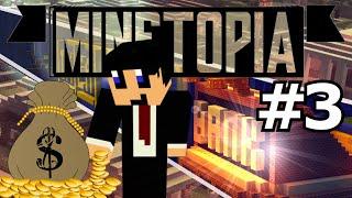 Download MINETOPIA #3 - WELKE BAANTJES ZIJN ER?! Minecraft Reallife Server Video