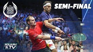 Download Squash: Allam British Open 2018 - Men's SF Roundup Video