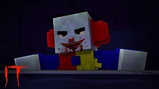 Download MINECRAFT IT THE CLOWN - THE KIDS ENTER THE SEWERS! Video
