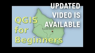 Download QGIS - for Absolute Beginners Video