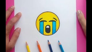 Download Como dibujar un Emoji paso a paso 2 | How to draw an Emoji 2 Video