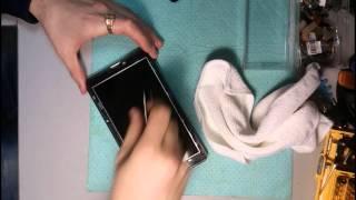 Download Как разобрать планшет Supra M74AG замена тачскрина до крови Video