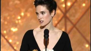 Download Jennifer Connelly Wins Best Supporting Actress Motion Picture - Golden Globes 2002 Video