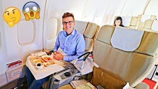 Download FLYING AIR INDIA 747-400 in FIRST CLASS | Luxury or Terrible?! Video