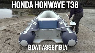 Download Honda Honwave T38 Inflatable Boat Assembly Video