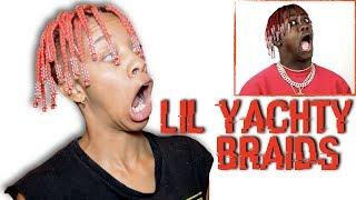 Download Lil Yachty/Travis Scott/Asap Rocky Braids Tutorial! Video