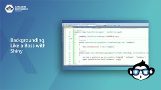 Download Backgrounding Like a Boss with Shiny   Xamarin Developer Summit Video
