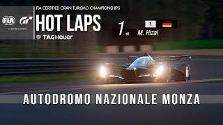 Download GT Tag Heuer Hot Laps - Autodromo Nazionale Monza Video