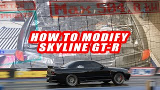 Download How to build a 10-second Skyline GT-R Video