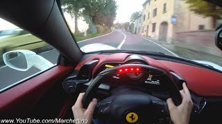 Download YOU Drive the Ferrari 458 Italia FAST! - POV Test Drive Video