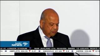 Download SA's economy is not in ″recession territory″: Pravin Gordhan Video