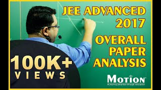 Download JEE Advanced 2017 Paper Analysis by NV Sir (Overall paper analysis) Video