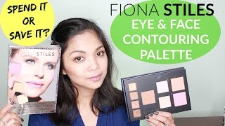 Download Fiona Stiles Eye and Face Contouring Palette Video