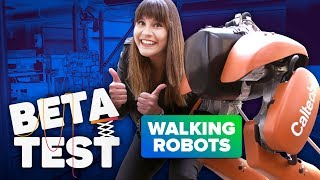Download These robots walk like humans | Beta Test Video