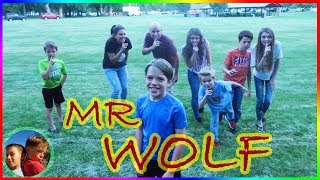 Download Mr Wolf with That YouTub3 Family! / Steel Kids Video
