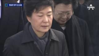 Download '나홀로 성묘'…박 대통령 직무정지 후 첫 외출 Video
