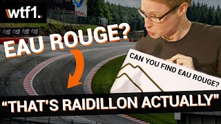Download Do F1 Fans Know The Difference Between Eau Rouge & Raidillon? Video