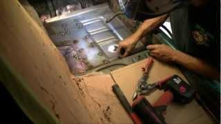 Download Episode 70 Part 2 Seamless floor pan installation, 1965-70 Mustang, Autorestomod Video