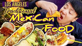 Download TRADITIONAL Mexican STREET FOOD Tour of Los Angeles Video