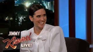 Download Jennifer Connelly on Tom Cruise, Husband Paul Bettany & Their Kids Video