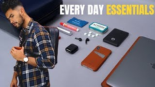 Download What's In My Backpack? - 10 EDC Items Every Guy Should Have Video