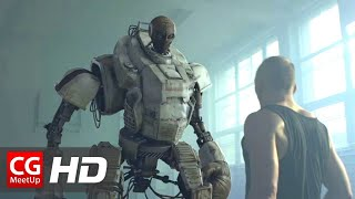 Download CGI VFX Animated Short Film HD: ″How To Train Your Robot″ by Platige Image Video
