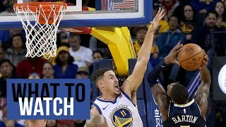 Download What to watch: After emotional win, Warriors visit Nuggets Video