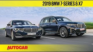 Download BMW X7 and 7-series Facelift   First India Drive Review   Autocar India Video