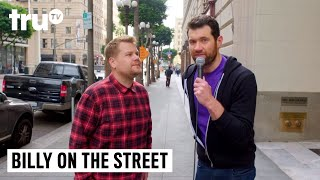 Download Billy on the Street - Curbside Conga Line with James Corden! Video