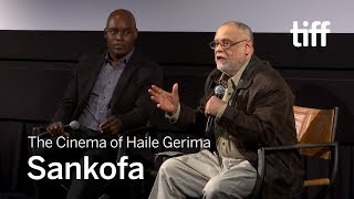 Download SANKOFA with Haile Gerima and Aboubakar Sanogo Video