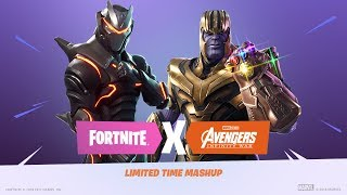 Download Infinity Gauntlet Limited Time Mashup | PLAY NOW Video