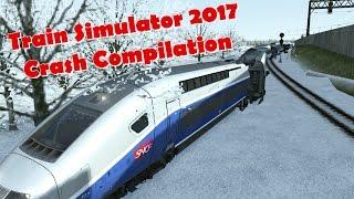 Download Train Simulator 2017 Crash Compilation Video