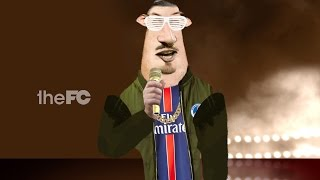 Download I LOVE ZLATAN - Kanye West x Zlatan Ibrahimovic | theFC Video