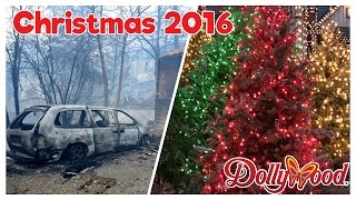 Download THE AFTERMATH OF THE DEADLY GATLINBURG FIRE!!! Christmas In Dollywood 2016 Video