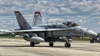 Download U.S. Marine Corps Aviation • F/A-18C Hornet Jet Fighters Video