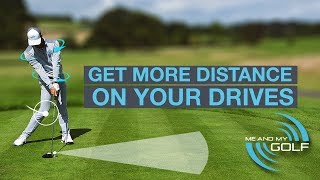 Download SWING THE GOLF CLUB SLOWER FOR MORE DISTANCE? Video