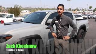Download Toyota Tacoma TRD Pro Video