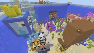 Download Minecraft XBOX - Hide and Seek - Youtubers Summer Video