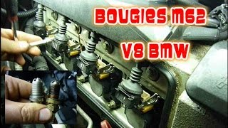 Download Remplacement bougies L322 V8, M62 BMW Video